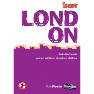 Itchy Insider's Guide to London 2004 (Itchy Guide)