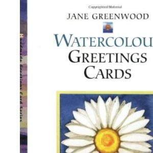 Watercolour Greeting Cards (Handmade Greetings Card)