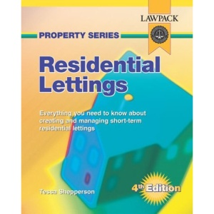 Residential Lettings (Do It Yourself)
