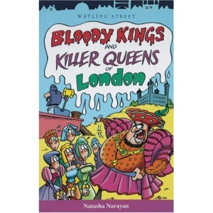 Bloody Kings and Killer Queens of London (Of London Series)