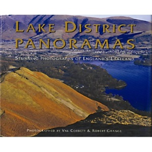 Lake District Panoramas: Stunning Photographs of England's Lakeland (Regional Panoramas)