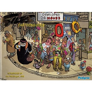 56th Giles Cartoon Annual (2003)