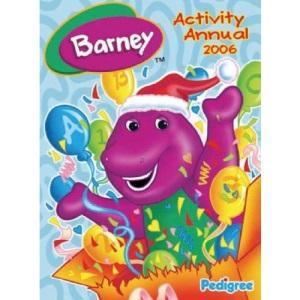 Barney Annual 2006