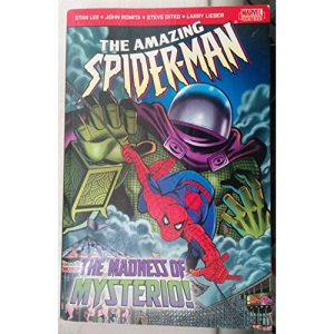 The Amazing Spider-man: The Madness of Mysterio