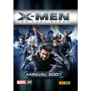 X-Men 3 Annual 2007
