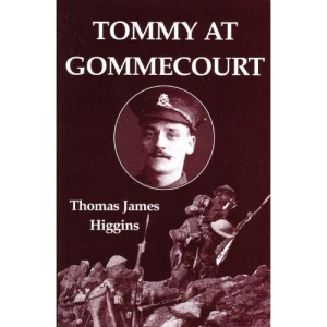 Tommy at Gommecourt