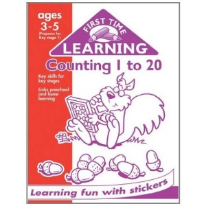 Counting 1 to 20 (First Time Learning)