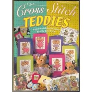 Cross Stitch Teddies