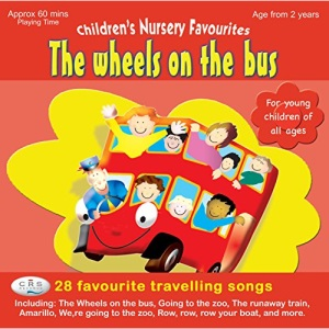The Wheels on the Bus - Kids favourite travelling songs