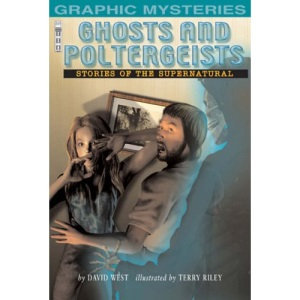 Ghosts and Poltergeists (Graphic Mysteries)