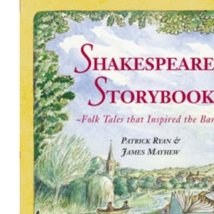 Shakespeare's Storybook (Book & CD)
