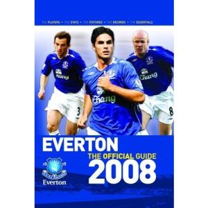 Everton FC the Guide 2008