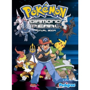 Pokemon Diamond and Pearl Annual 2009