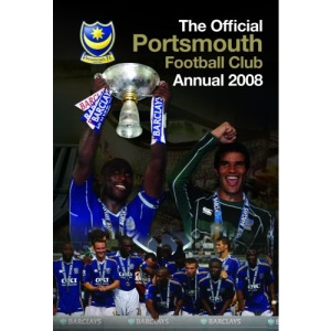 Official Portsmouth FC Annual 2008 2008