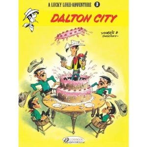 Dalton City (Lucky Luke Adventure)