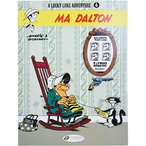 Ma Dalton: v. 6 (Lucky Luke Adventure)