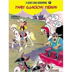 Lucky Luke Vol. 9: The Wagon Train (Lucky Luke Adventure)