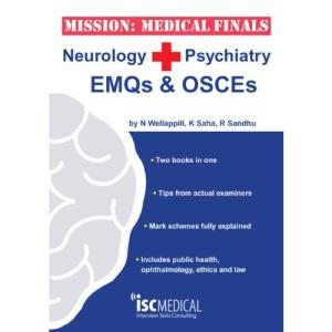 Mission: Medical Finals - Neurology + Psychiatry EMQs & OSCEs (Medical exams)