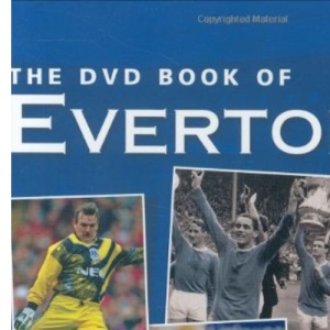 DVD Book of Everton (DVD Books)