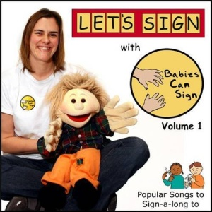 Let's Sign Songs for Children Audio CD: Popular Songs to Sign-a-long to (Let's Sign Series)
