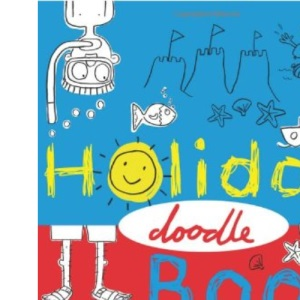 The Holiday Doodle Book (Buster Books)