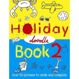 The Holiday Doodle Book 2 (Buster Books)
