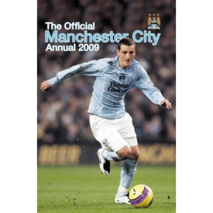 Official Manchester City FC Annual