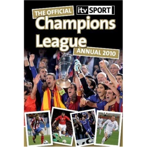 Official Champions League 2010 Annual