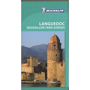 Tourist Guide Languedoc Roussillon Tarn Gorges 2010 (Michelin Green Guides)