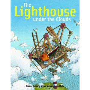 The Lighthouse Under the Clouds