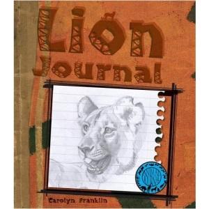 Lion Journal (Animal Journals)
