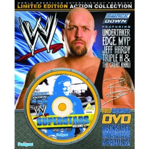 Smackdown Story Book: Spring 2009