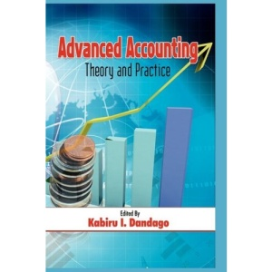 Advanced Accountancy: Theory and Practice (HB)