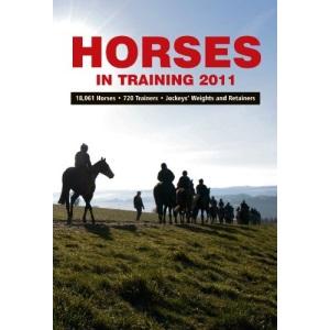 Horses in Training 2011