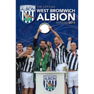 Official West Bromwich Albion FC Annual 2011