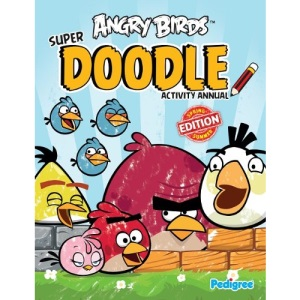 Angry Birds Super Doodle Activity Annual 2013