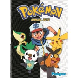 Pokemon Annual 2012 (Annuals 2012)