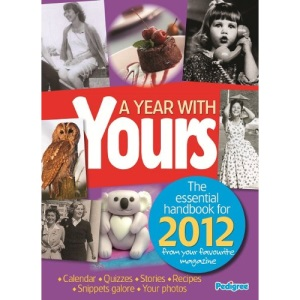 Yours Yearbook 2012 (Annuals 2012)