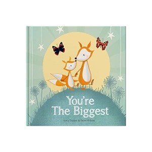 You're the Biggest : keepsake gift book celebrating becoming a big brother or sister on the arrival of a new baby (Forget Me Not Books)
