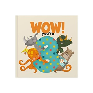 WOW! You're Three birthday book (Wow You're ... Birthday Books) 3