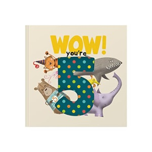 WOW! You're Five birthday book (Wow You're ... Birthday Books) 5