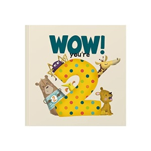 WOW! You're Two birthday book (Wow You're ... Birthday Books) 2