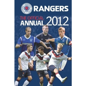 Official Rangers FC Annual 2012