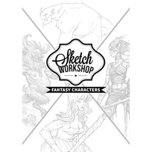 Sketch Workshop: Fantasy Characters
