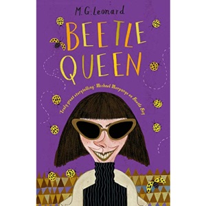 Beetle Queen: the spectacular sequel to BEETLE BOY (The Battle of the Beetles book 2)