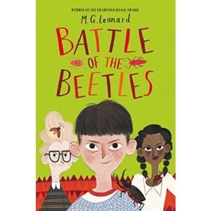Battle of the Beetles (The Battle of the Beetles book 3)
