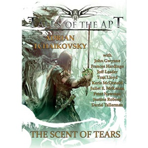 The Scent of Tears: 4 (Tales of the Apt)