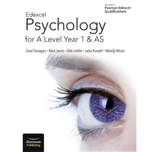 Edexcel Psychology for A Level Year 1 and AS: Student Book