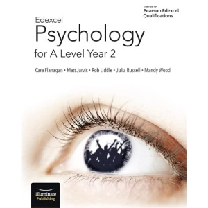 Edexcel Psychology for A Level Year 2: Student Book