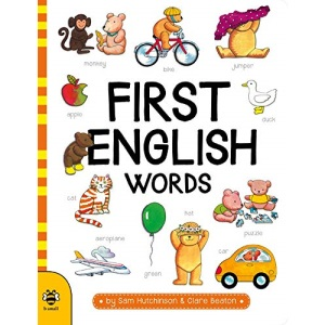 First English Words (First Word Board Books): 1